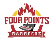 Logo Four points barbecue
